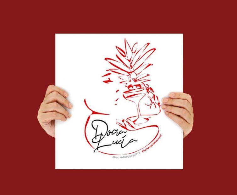 Dona Lucia Barcardi Logo