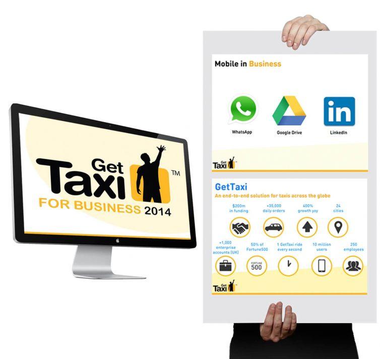 GETT (Get Taxi UK) Presentations