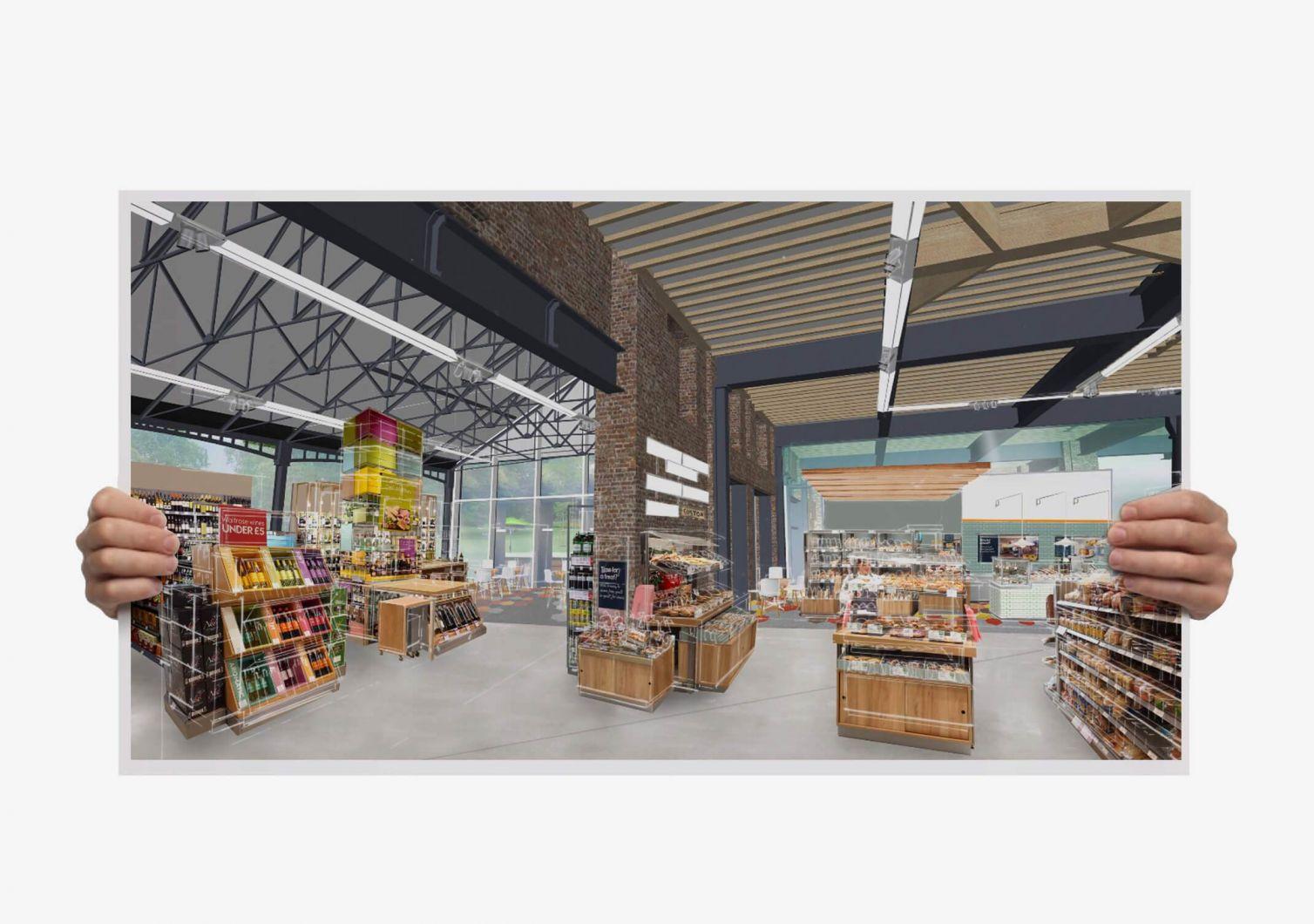 Waitrose store concept