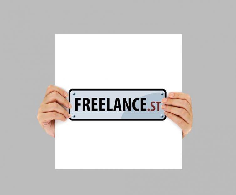 Freelance.st Logo & Branding