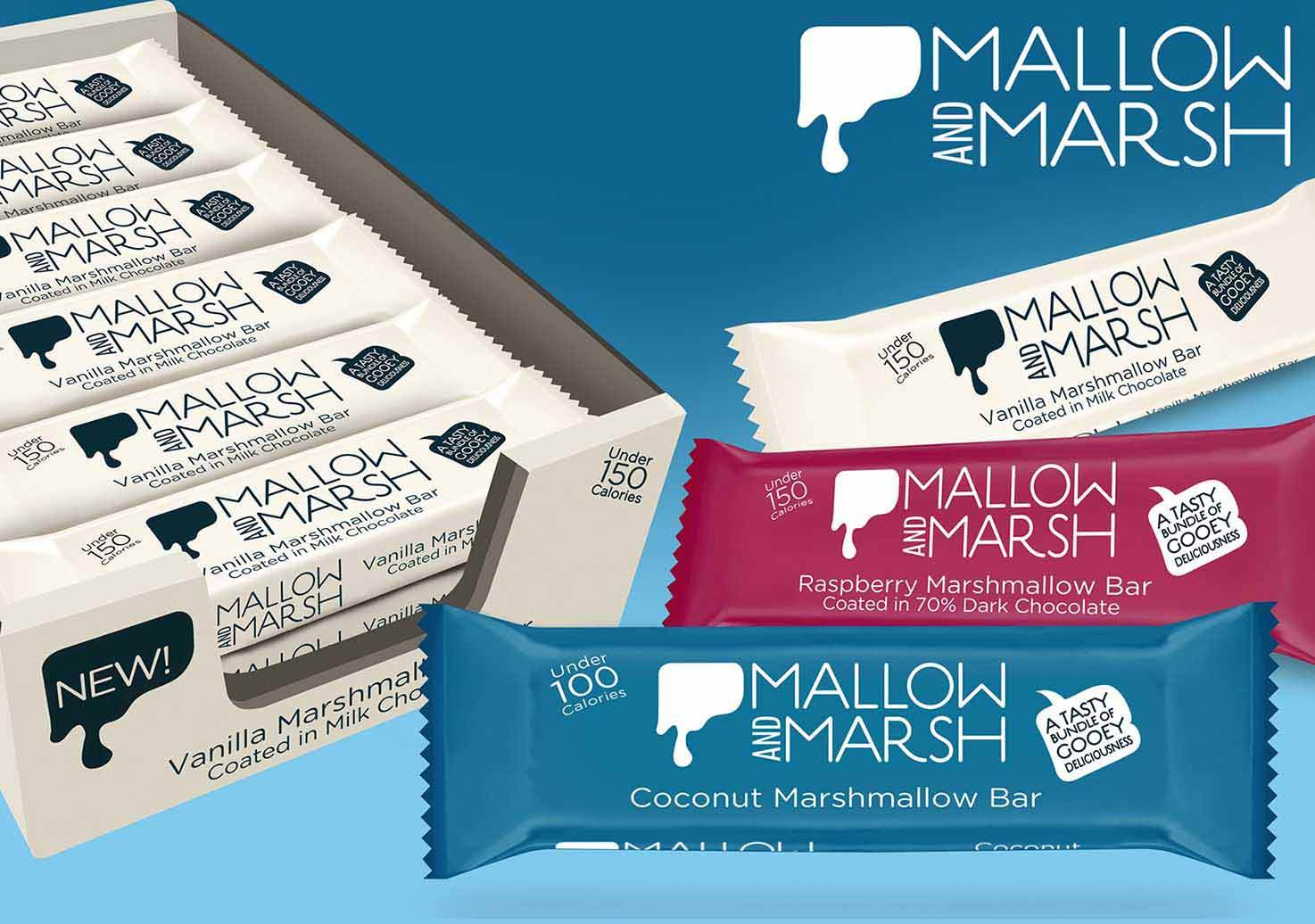 Mallow & Marsh 3D Mockups
